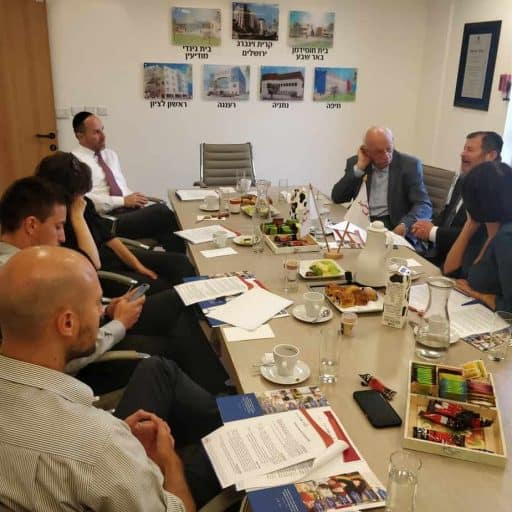 Yad Sarah Helps the Welfare Ministry Find Solutions for Our Aging Population